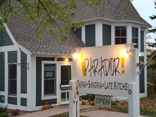 Parador restaurant, delicious Spanish-inspired fare