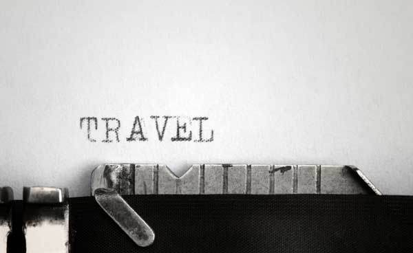 travel typewriter