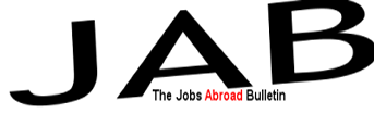 The Jobs Abroad Bulletin logo