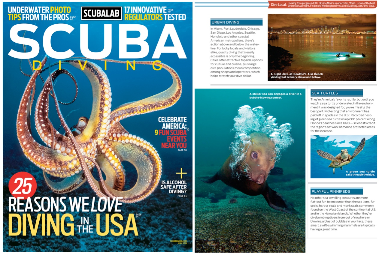 Florida Love to dive travel FT Managing Editor wanted by Scuba – Managing Editor Job Description